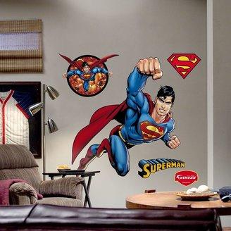 Fathead DC Comics Superman Wall Decal by