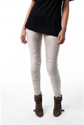 BDG Blank Grey Poopon Moto Jean