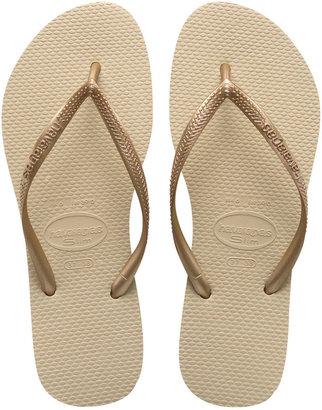 Havaianas Slim Plain Flip Flop