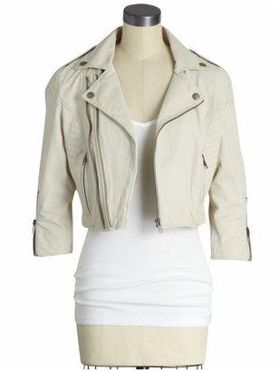 Joie Oliver Leather Jacket