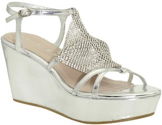 Lola Cruz Wedge Sandal