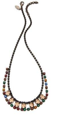 Iosselliani Bronze Stone Necklace