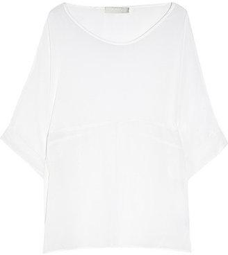 Kain Label Sybil silk blouse