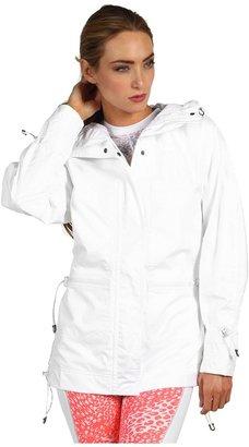 adidas by Stella McCartney Weekender Perf Jacket Z38129 (White) - Apparel