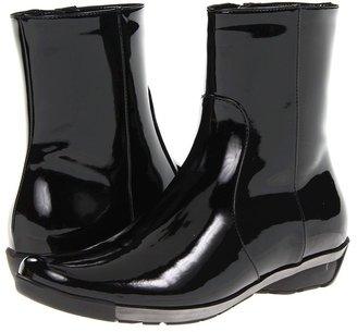 Aquatalia by Marvin K Winner (Black Sparkle Patent) - Footwear