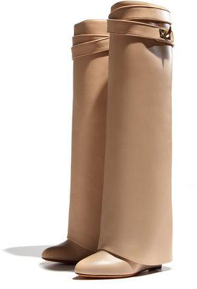 Givenchy Shark Lock Pant Leg Boot