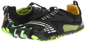 Vibram FiveFingers Komodo Sport LS (LS Black/Grey/Green) - Footwear