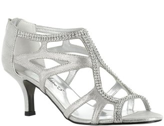 Easy Street Shoes Strappy Evening Sandals - Flattery