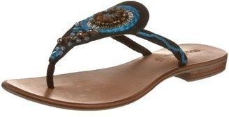 Cocobelle Women's Carnaval Thong Sandal