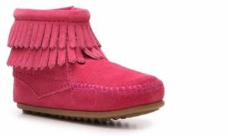 Minnetonka Double Fringe Boot - Kids'
