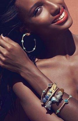Alexis Bittar 'Miss Havisham - Liquid Gold' Skinny Bangle