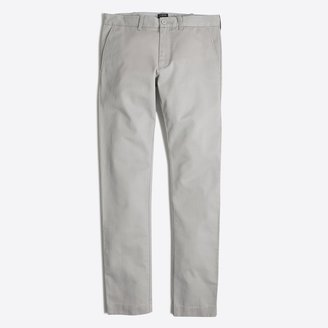 J.Crew Driggs slim-fit broken-in khaki pant