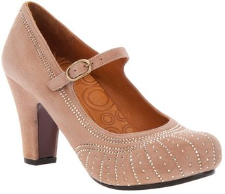 Chie Mihara studded court shoe