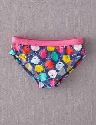 Boden Funky Print Bikini Bottoms