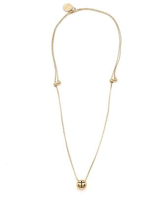 """Alex and Ani Sacred Studs Expandable Chain Necklace, Anchor 10-24"""""""