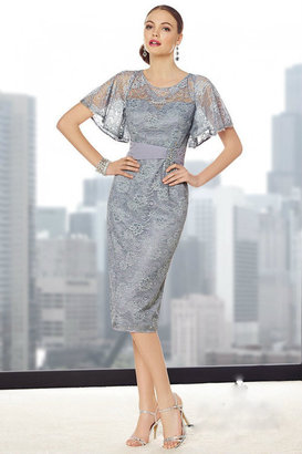 Alyce Paris Mother of the Bride - 29715 Dress in Silver $433 thestylecure.com