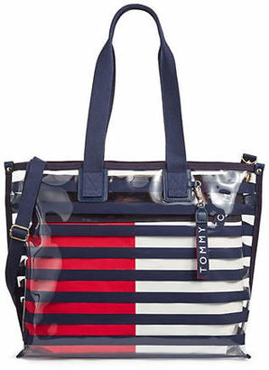 Tommy Hilfiger Two-Piece Summer Tote Bag