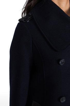 Mackage Patricia Flat Wool Coat