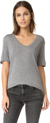 T by Alexander Wang Classic T Shirt with Pocket $85 thestylecure.com