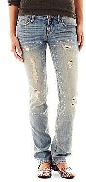 Arizona Straight-Leg 5-Pocket Jeans