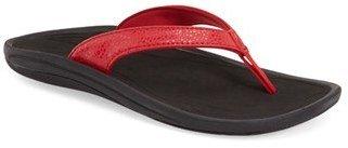 OluKai Women's 'Kulapa Kai' Thong Sandal