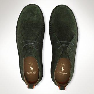 Polo Ralph Lauren Casterton Suede Chukka Boot