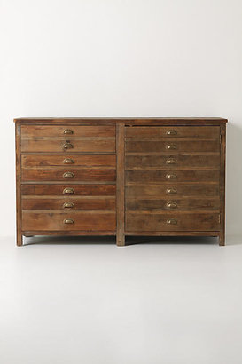 Anthropologie Illusorio Cabinet
