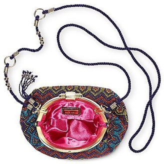 JCPenney Duro Olowu for jcp Small Tapestry Handbag