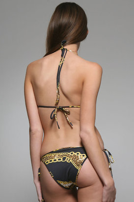 Isabella Collection Nina Swim Bikini in Black