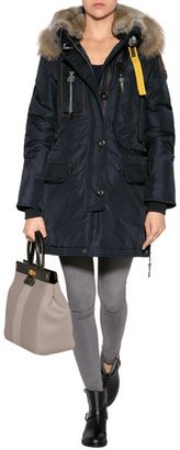 Parajumpers Kodiak Down Coat in Navy