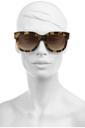 Thierry Lasry Square-frame acetate sunglasses