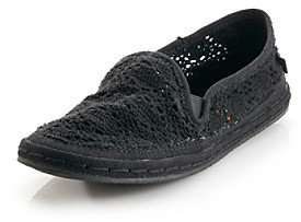 "Rocket Dog Wheelie"" Crochet Slip-on Shoe"