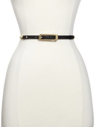Vince Camuto Women's Skinny Leather Belt