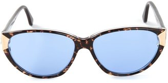 Givenchy Pre Owned Tortoise Shell Sunglasses