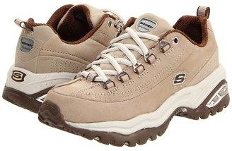 Skechers Premium (Stone/Brown) - Footwear