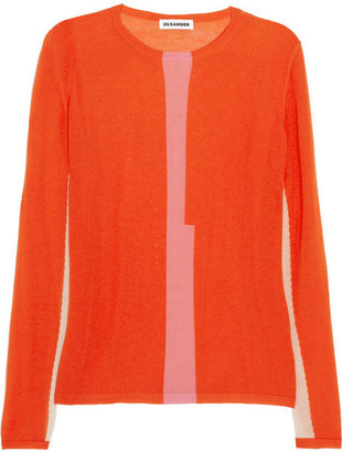 Jil Sander Fine-knit cashmere sweater