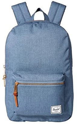 Herschel Settlement Mid-Volume (Light Grey Crosshatch) Backpack Bags