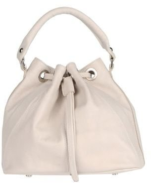 CUPLÉ Medium leather bag
