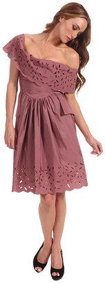 Vivienne Westwood Slashed Amaryllis Dress