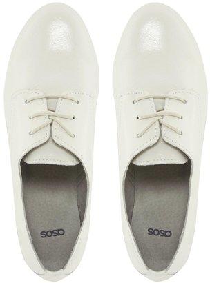 Asos MUMFORD Lace Up Shoes