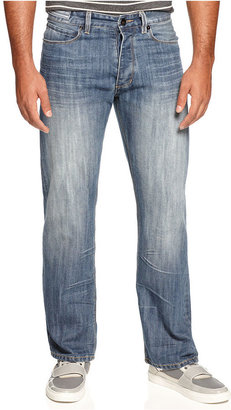 Sean John Jeans Big & Tall, Hamilton Indigo Blast Denim