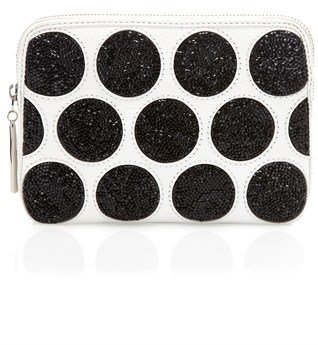 3.1 Phillip Lim White Crystal Second Pouch
