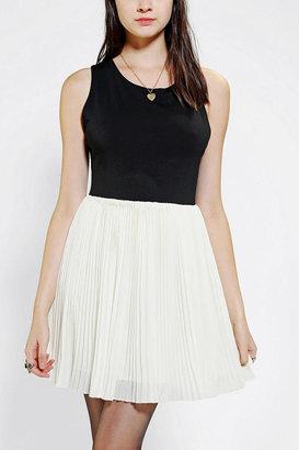 Kova And T KNT By Kova & T Windsor Lattice-Back Dress