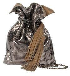 Balmain Small fabric bags