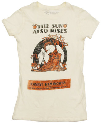 Out of Print The Sun Also Rises Tee Women's