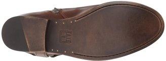 Frye Melissa Harness Inside Zip Cowboy Boots