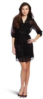 Kensie Women's Starry Night Dress
