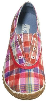 Sorel Picnic Plimsole Plaid Shoes - Canvas (For Women)