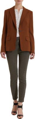 A.L.C. Textured Stripe Pant
