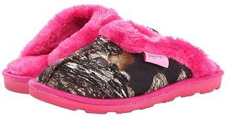 M&F Western Fleece Slide Slippers